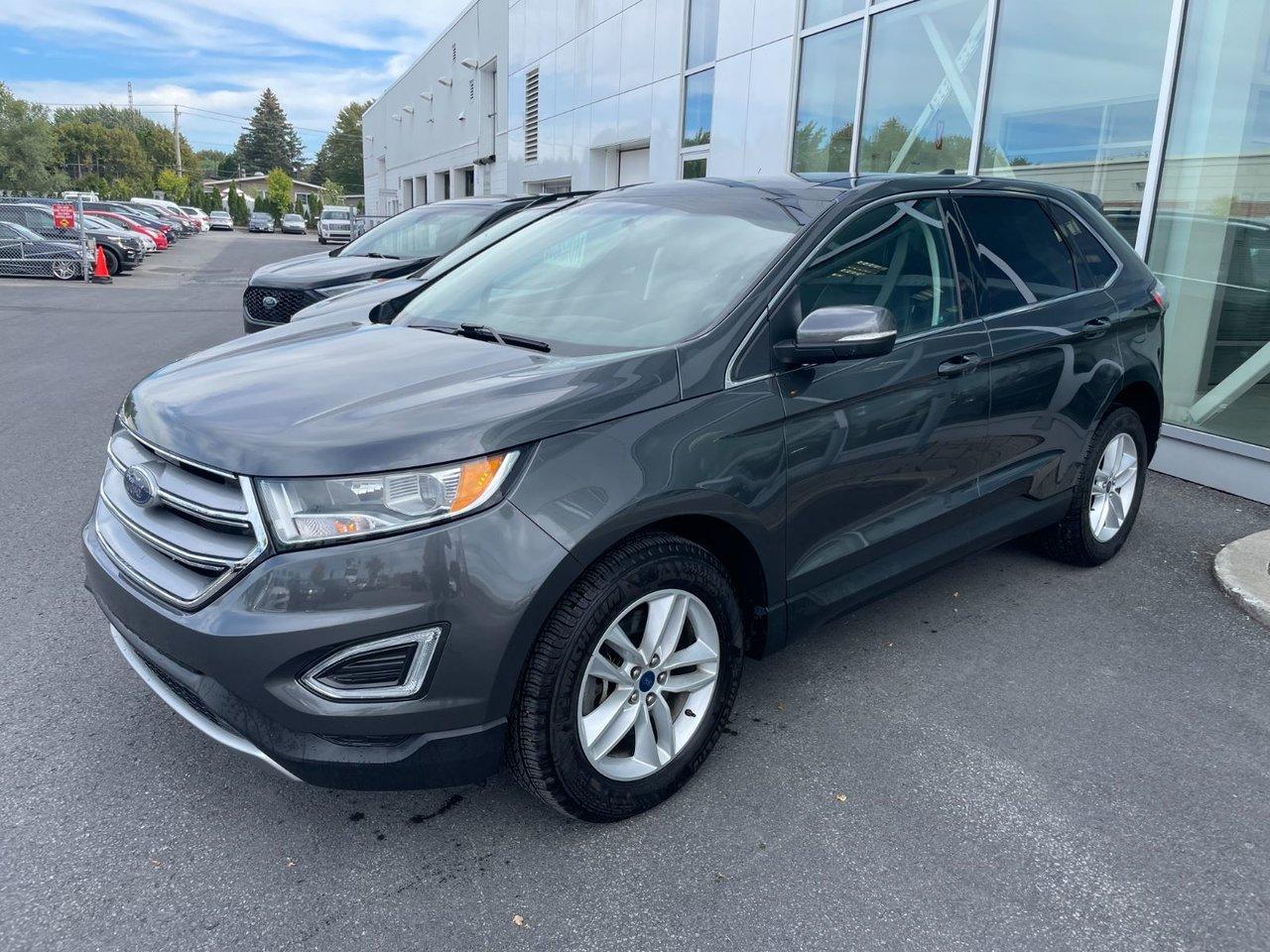 2018 Ford Edge SEL V6 3.5L AWD - TOIT PANO, CUIR, HITCH, GPS