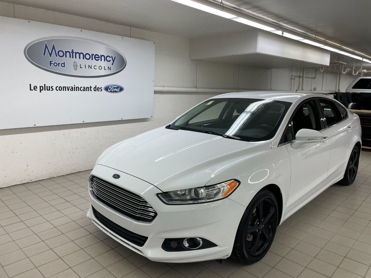 Ford Fusion 2015 SE 2.0L ECOBOOST - CAMÉRA, SIÈGES CHAUFFANTS