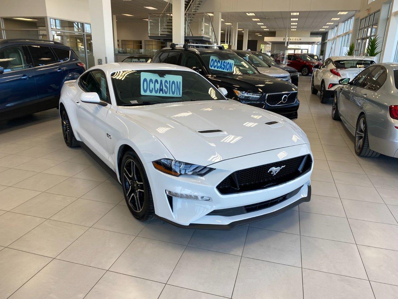 2019 Ford Mustang GT - AUTOMATIQUE 10 VITESSES, ÉCRAN TACTILE