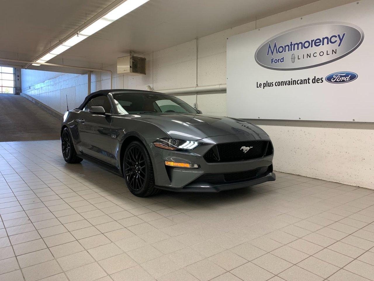Ford Mustang 2021 GT Premium CONVERTIBLE - ENS. PERFORMANCE, GP