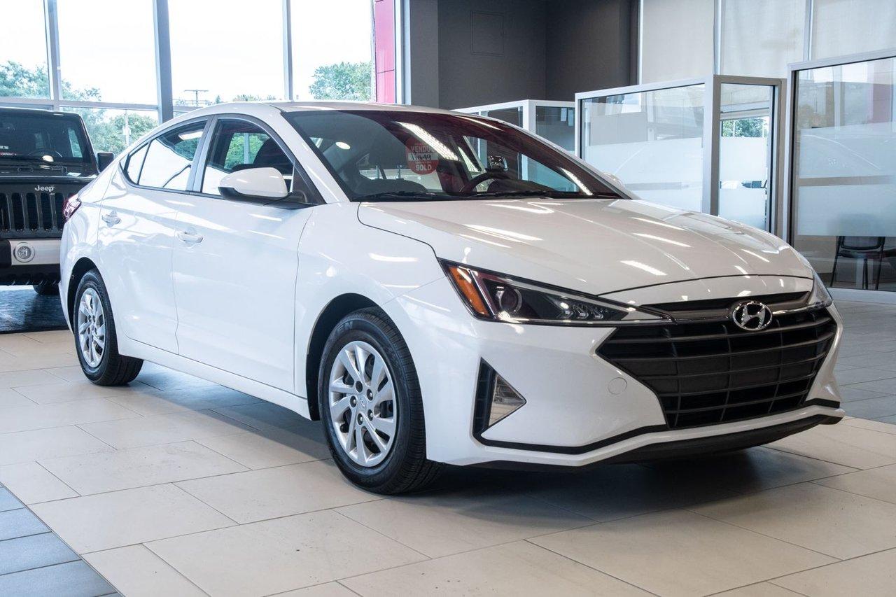 2020 Hyundai Elantra PREFFERED JAMAIS ACCIDENTÉ SIÈGES CHAUFFANT A