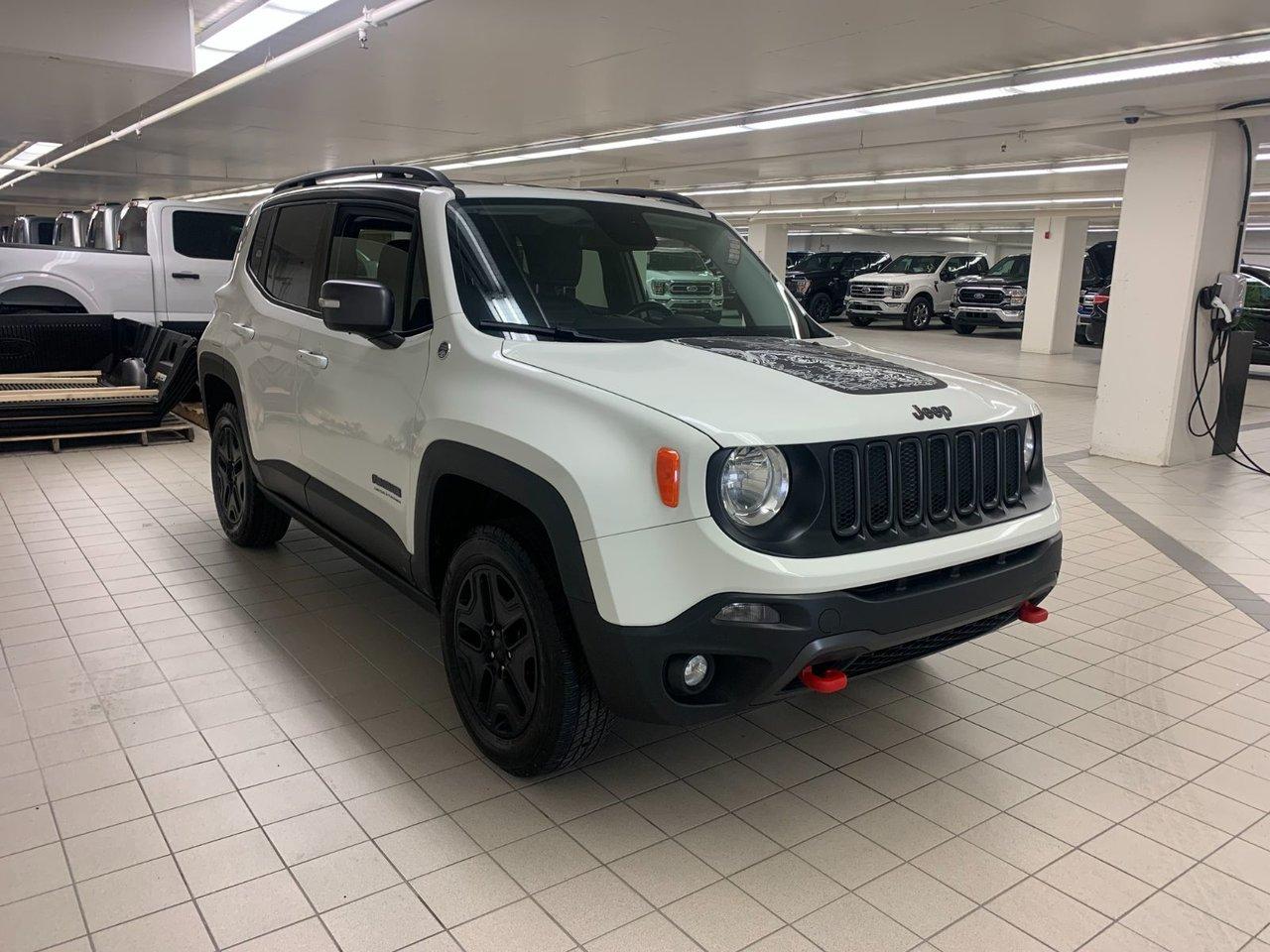 Jeep Renegade 2017 Deserthawk 4x4 Caméra de Recul - Mags