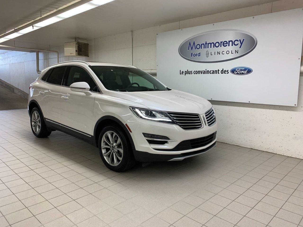 Lincoln MKC 2018 Select 2.0L AWD - TOIT PANO, HITCH, NAVIGATIO