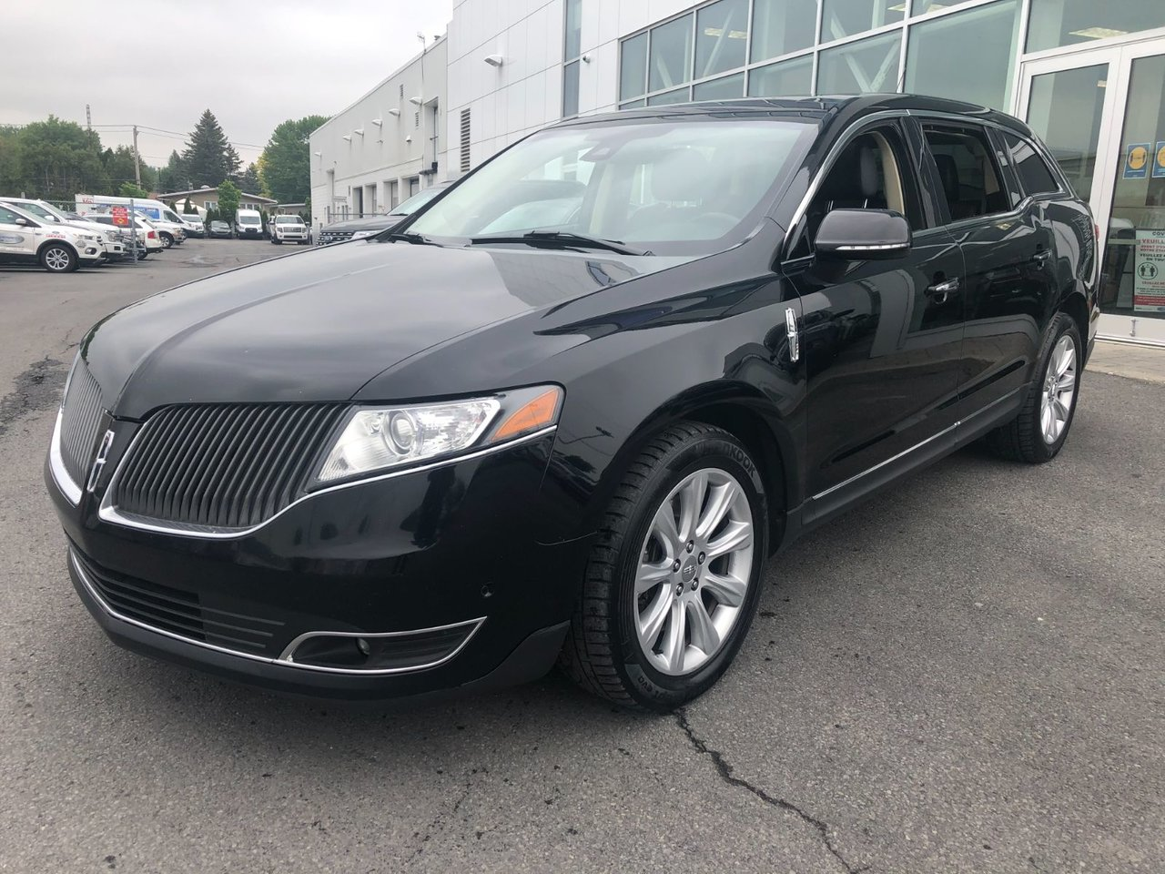 2016 Lincoln  MKT EcoBoost AWD Park Assist - Gps - Cruise Adapt