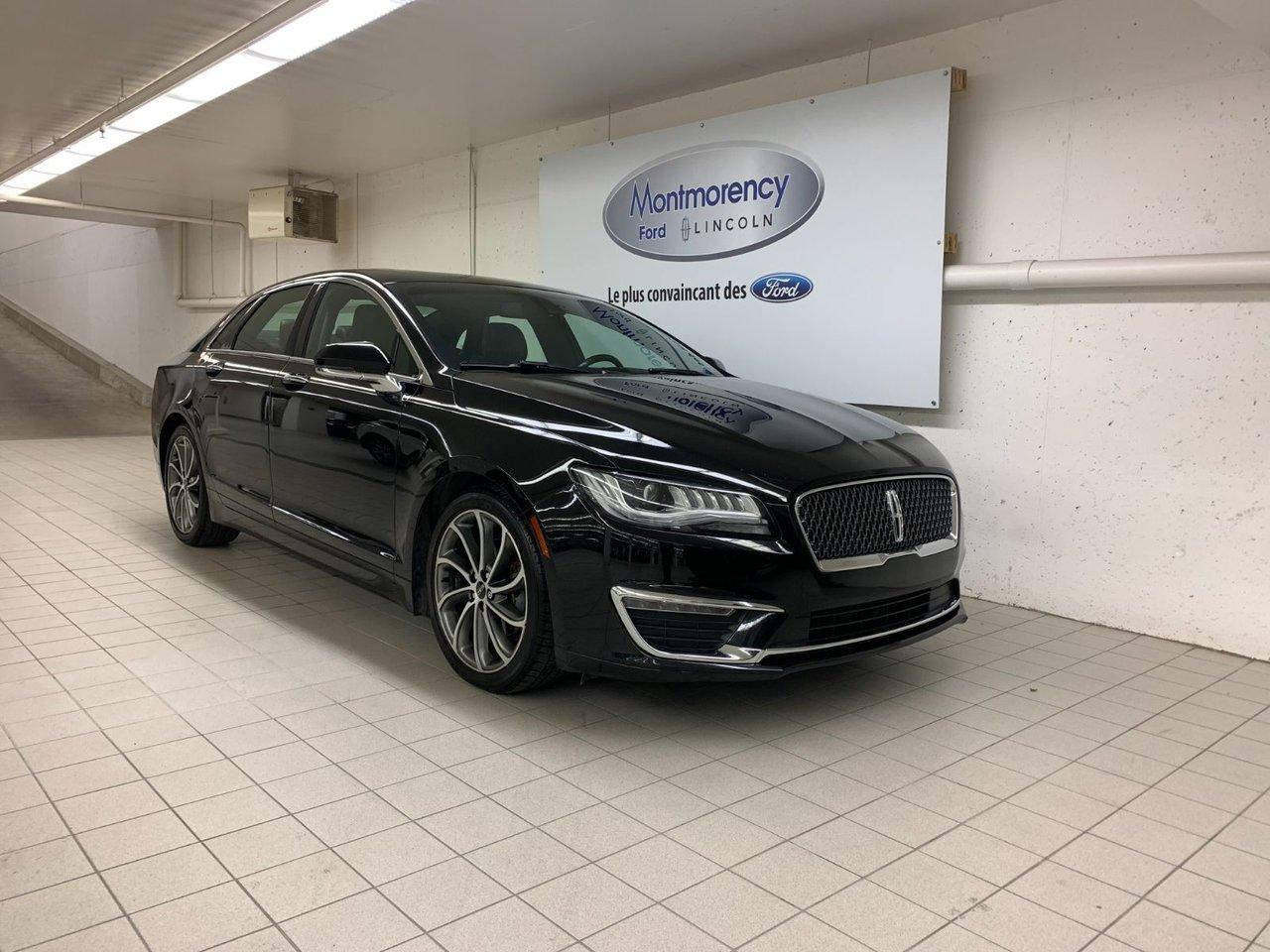 Lincoln MKZ 2018 Select 2.0L AWD - TOIT OUVRANT, NAVIGATION, C