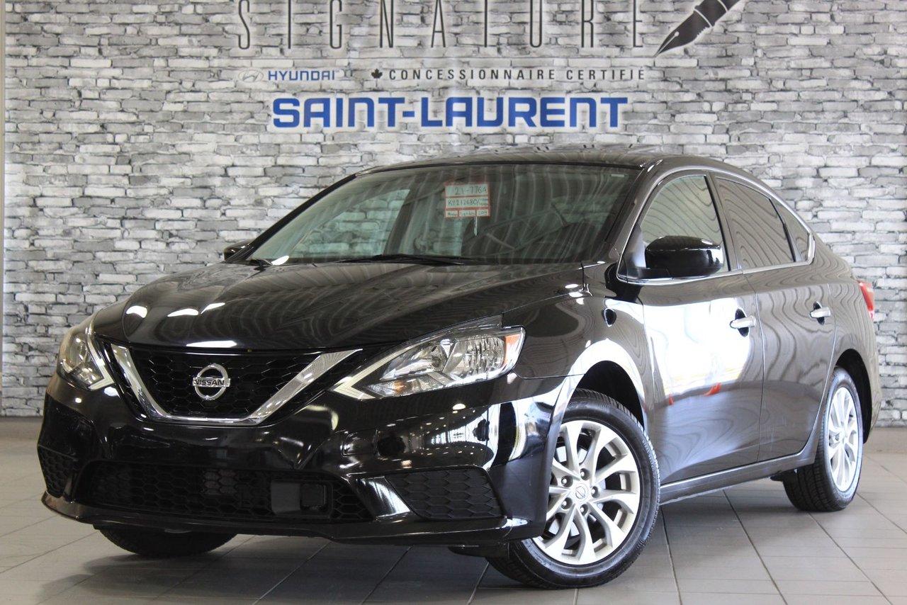 Nissan Sentra 2019 SV/TOIT OUVRANT/KEYLESS/SIÉGES CHAUFFANT/CAME
