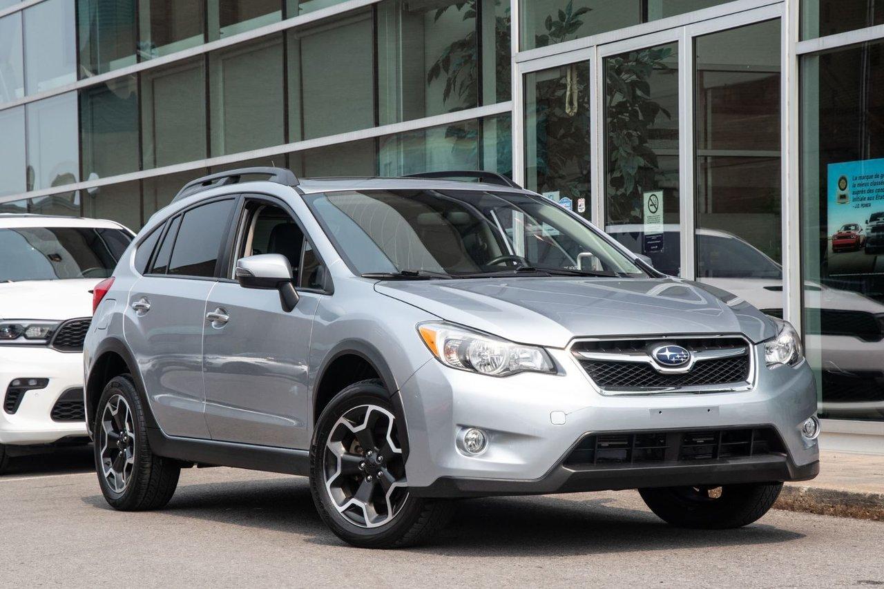 Subaru XV Crosstrek 2015 2.0i LIMITED 4X4 MAGS CAMERA GPS TOIT OUVRANT