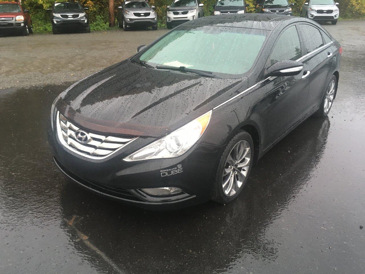 2011 Hyundai  Sonata LIMITED ---CUIR--SIÈGES CHAUFFANTS et +++