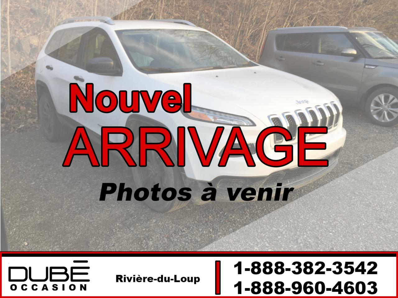 2015 Jeep  Cherokee Sport AWD BAS KILOMÉTRAGE