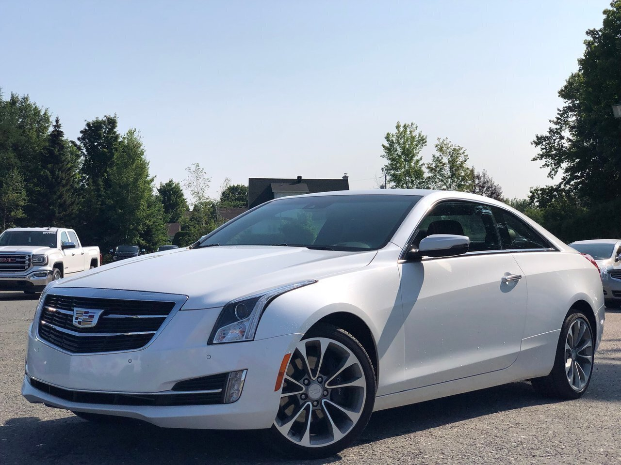 2015 Cadillac  ATS 2.0L TURBO LUXURY !!!