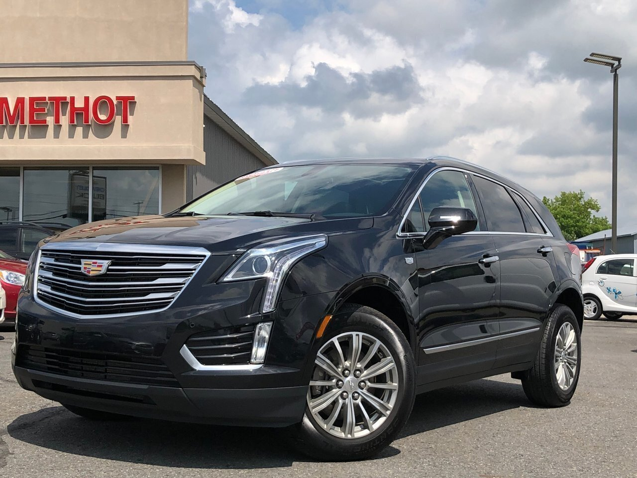 2018 Cadillac  XT5 LUXURY+TOIT PANORAMIQUE+AWD+COMME NUF