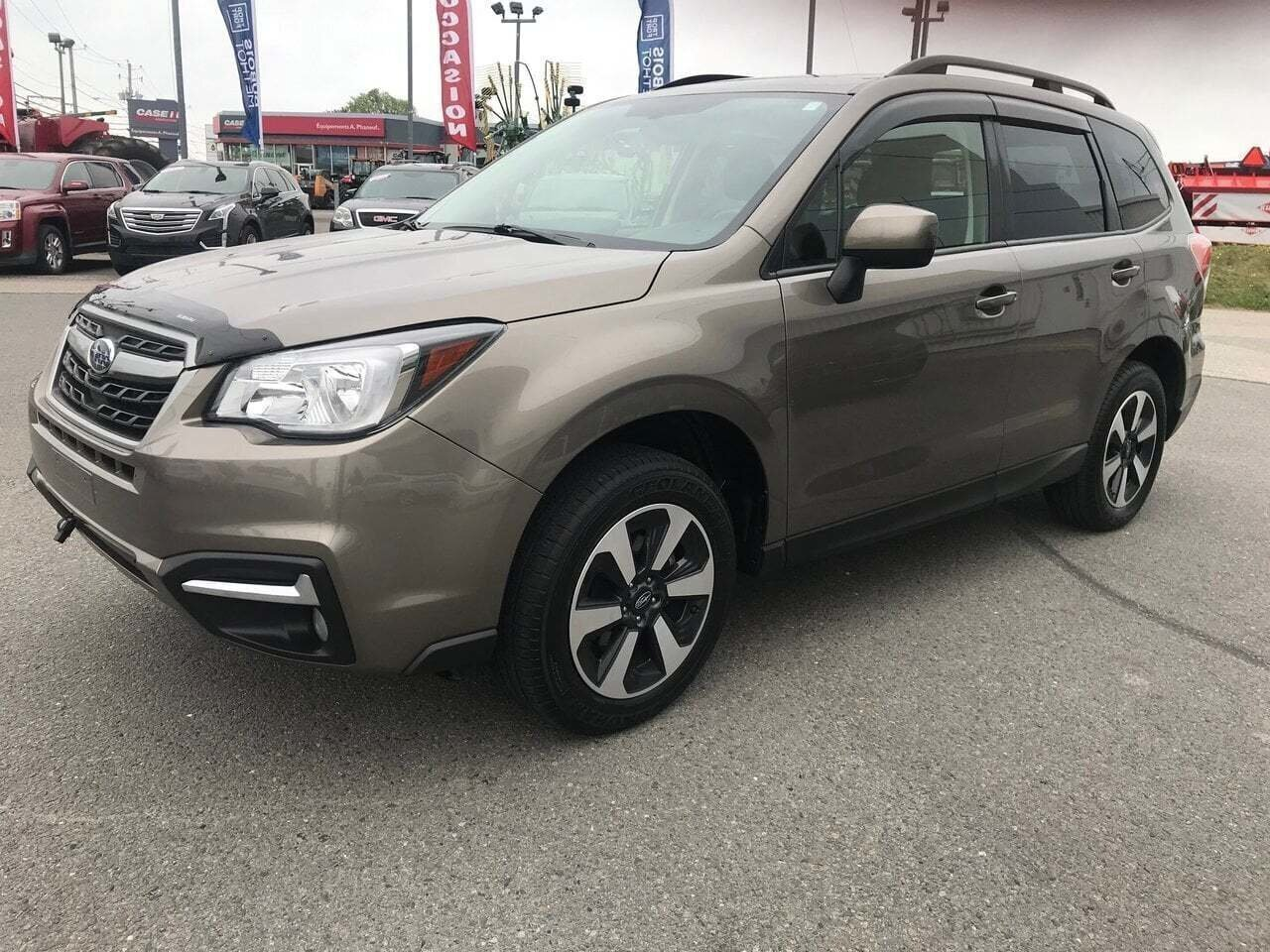 2018 Subaru  Forester 2.5i Touring+AWD+TOIT OUVRANT PANORAMIQUE