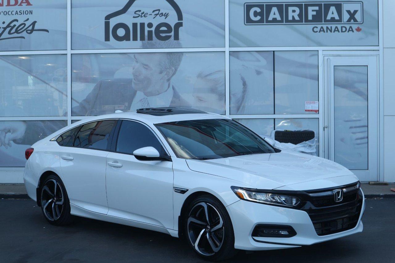 Honda Accord 2018 Sport*GARANTIE 10 ANS/200KM*