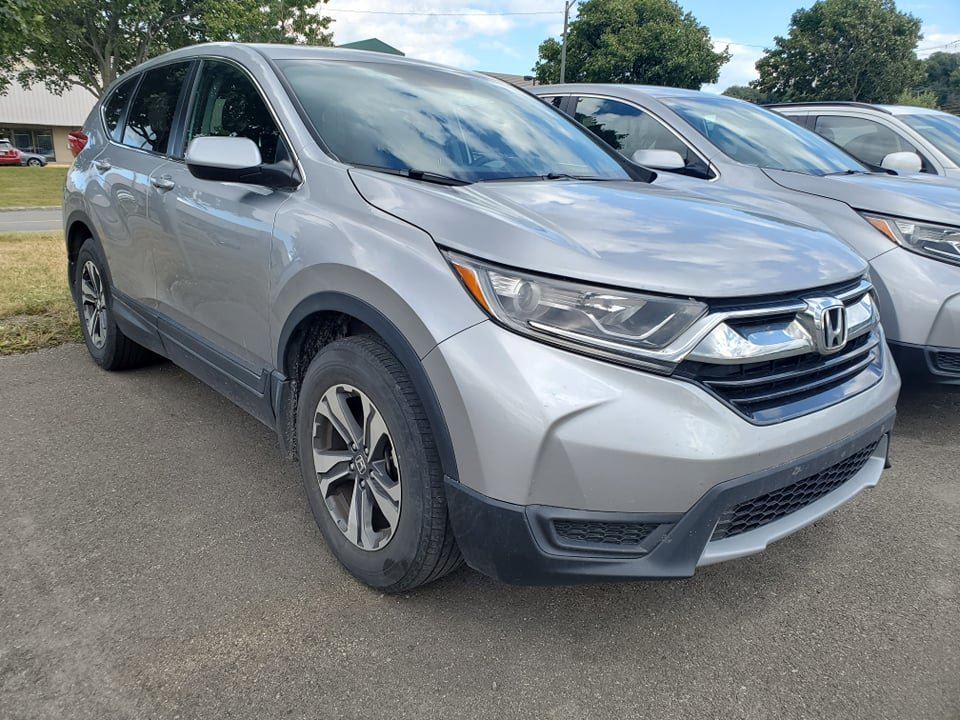 Honda CR-V 2017 LX*GARANTIE PROLONGÉE COMPLÈTE*