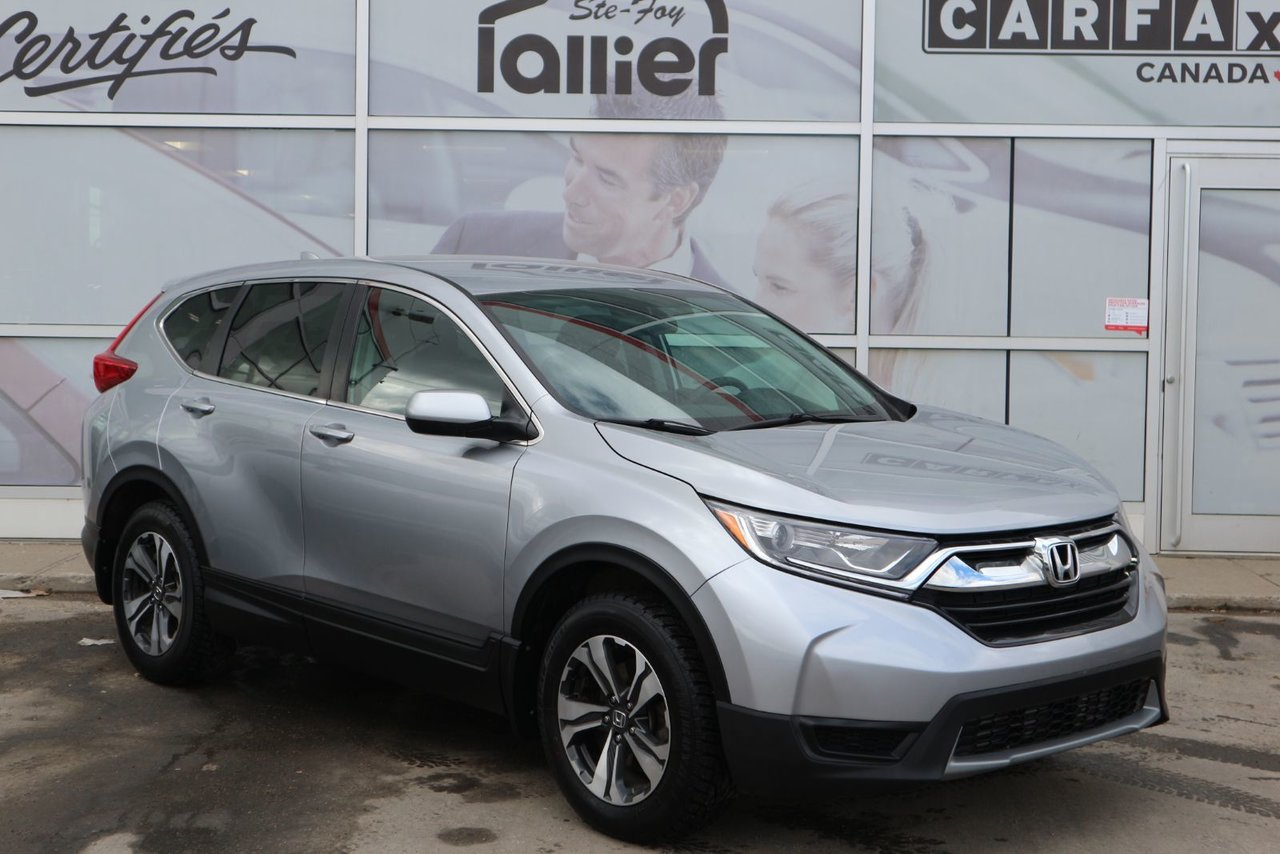 Honda CR-V 2018 LX*GARANTIE 10ANS/200KM*