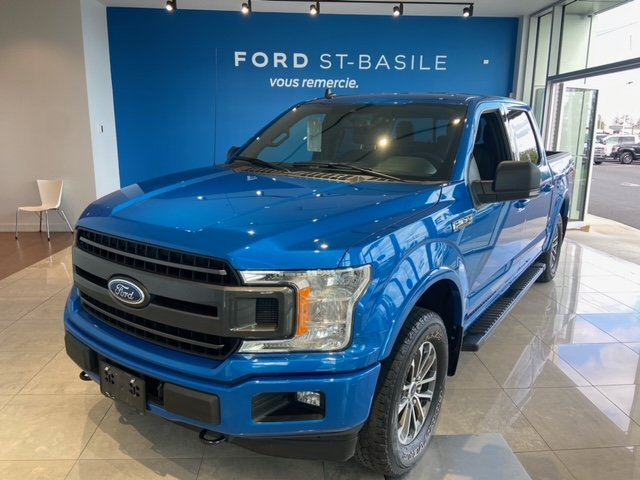 Ford F-150 2019 XLT SUPERCREW 302A 4WD SPORT FX4 ECOBOOST