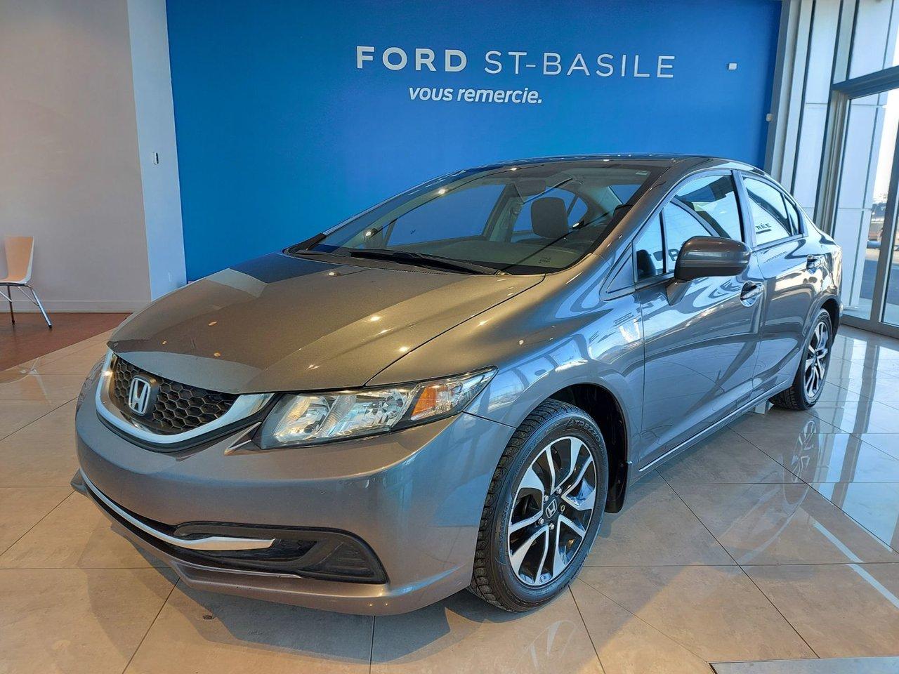 Honda Civic 2015 EX MAG SIEGE CHAUFFANT TOIT OUVRANT