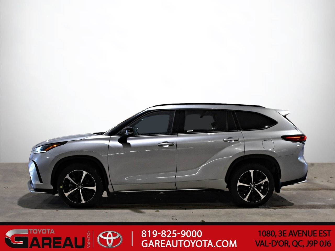 Toyota Highlander 2021 XSE *VÉHICULE NEUF*
