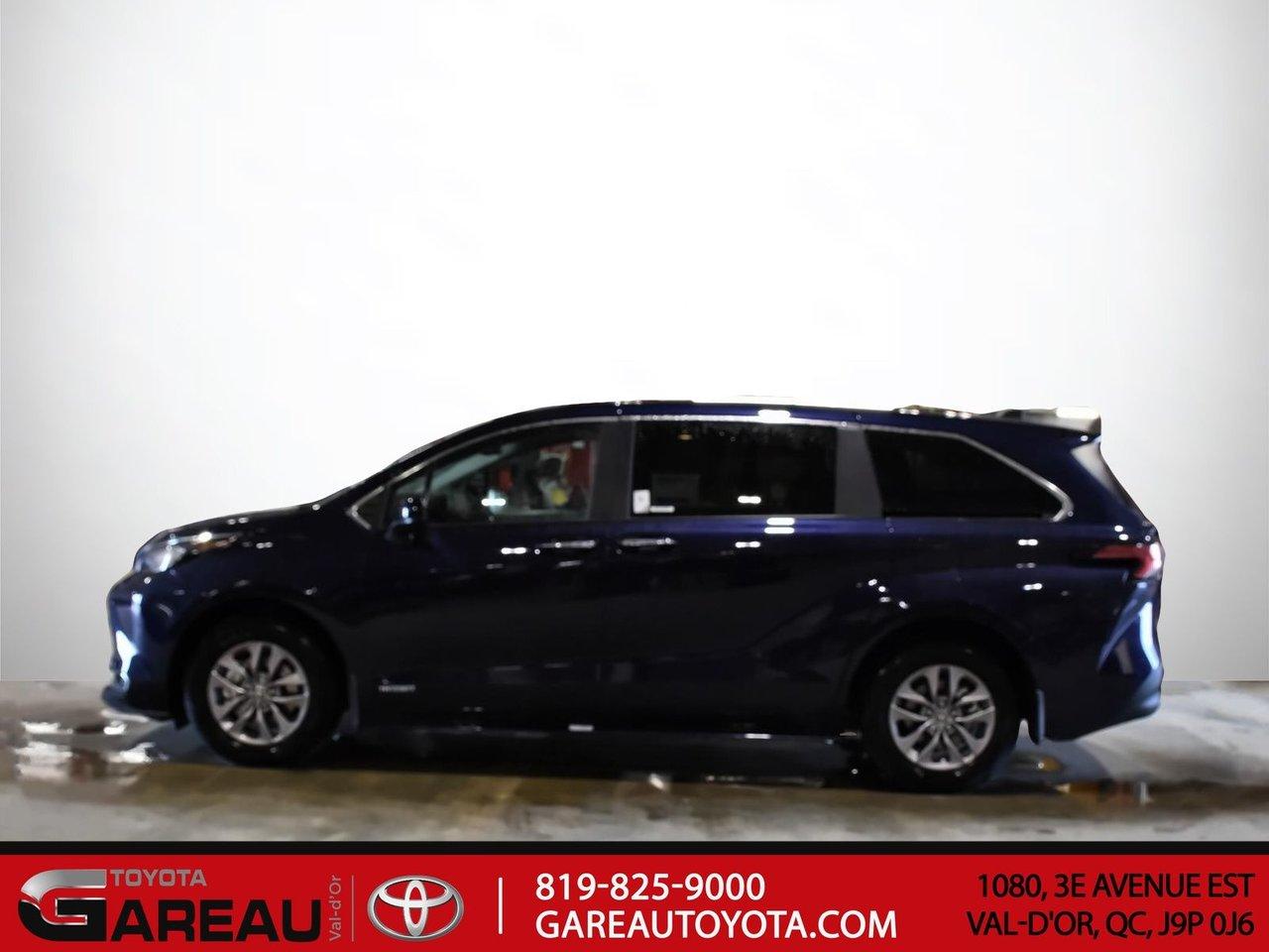 Toyota Sienna 2021 *VÉHICULE NEUF*