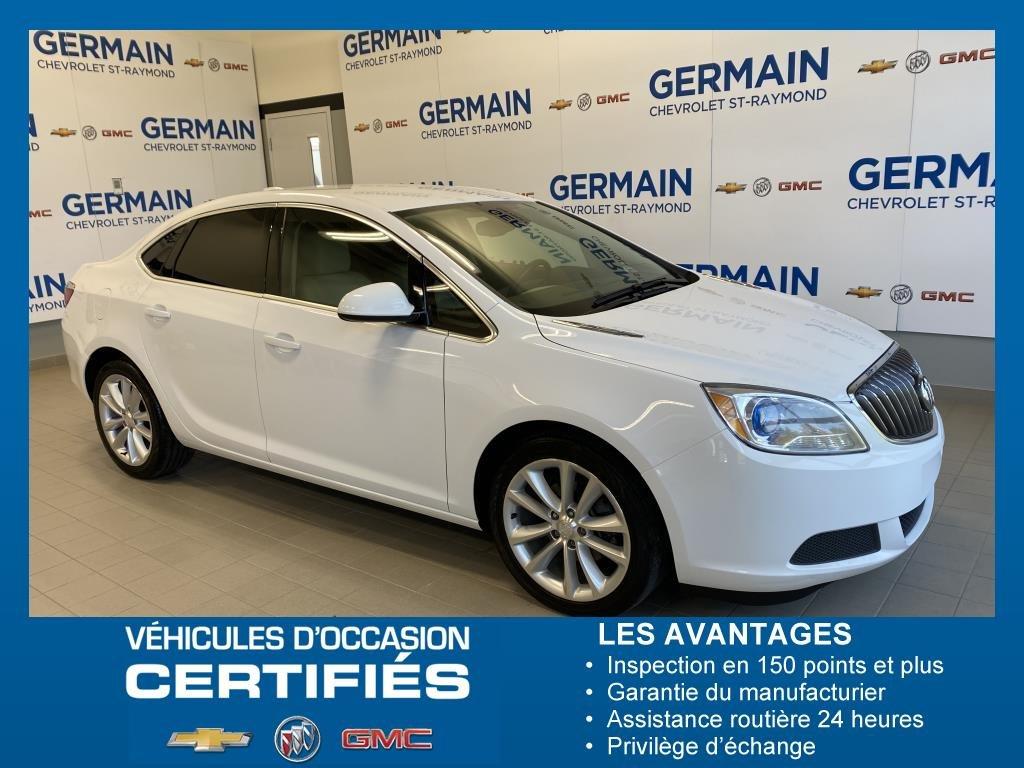 2017 Buick  Verano CONVENIENCE  - DÉMARREUR - CAMÉRA - NON ACCID