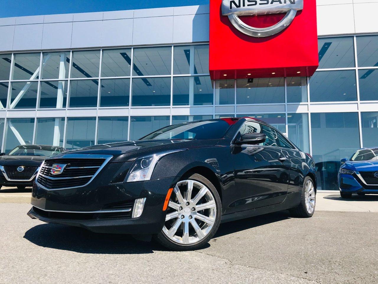 2015 Cadillac  ATS Coupe AWD PERFORMANCE ** GPS - CAMÉRA DE RECUL  **