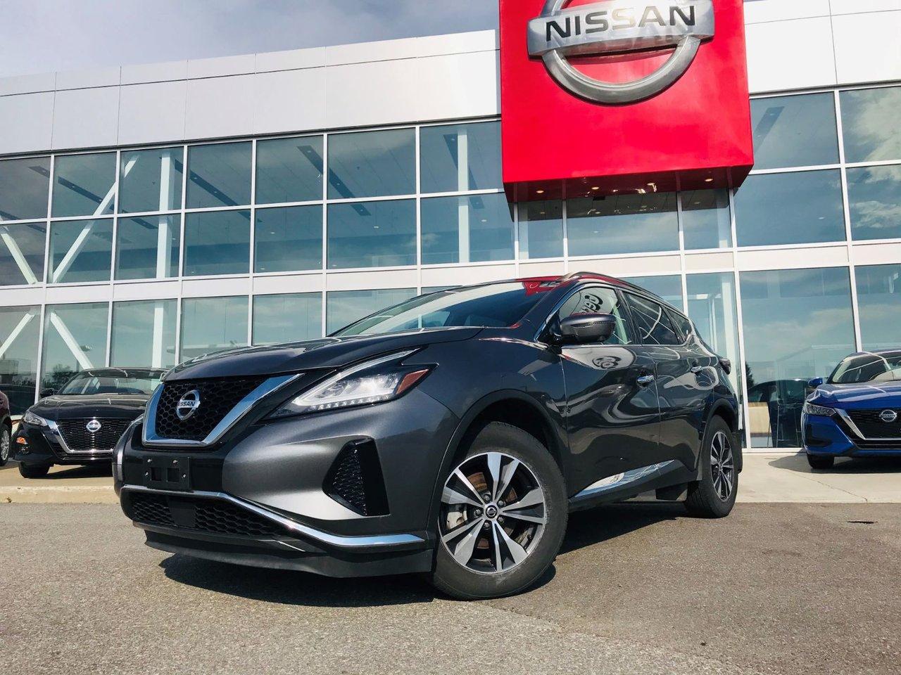 2020 Nissan  Murano SV AWD *** TAUX À PARTIR DE 3.59% ***