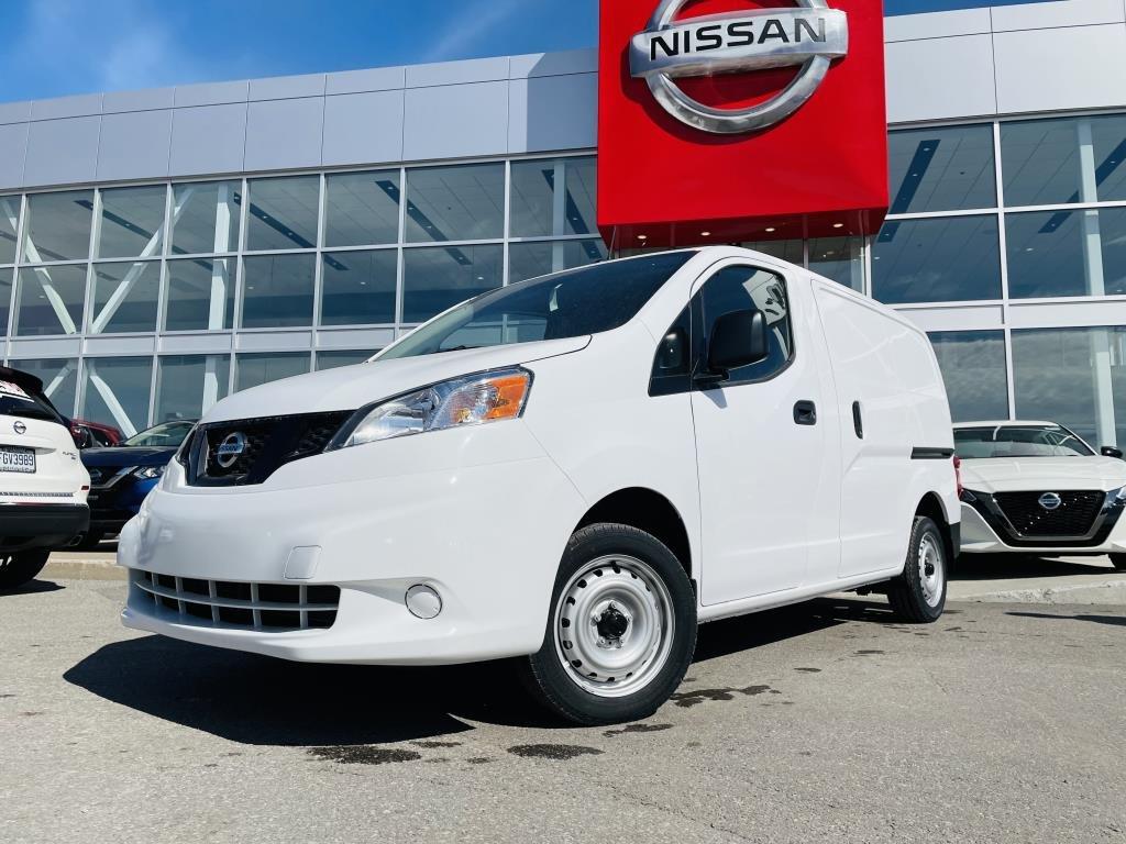 Nissan NV 2021 S ** DÉMO ** GARANTIE FULL 5ANS/160 000 KM **