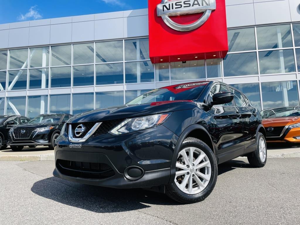 Nissan Qashqai 2018 S FWD *** TAUX À PARTIR DE 3.19 % ***