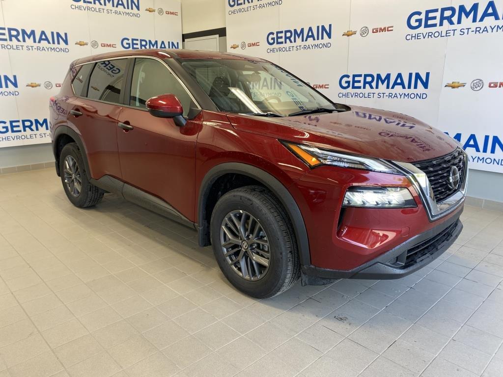 Nissan Rogue 2021 S -