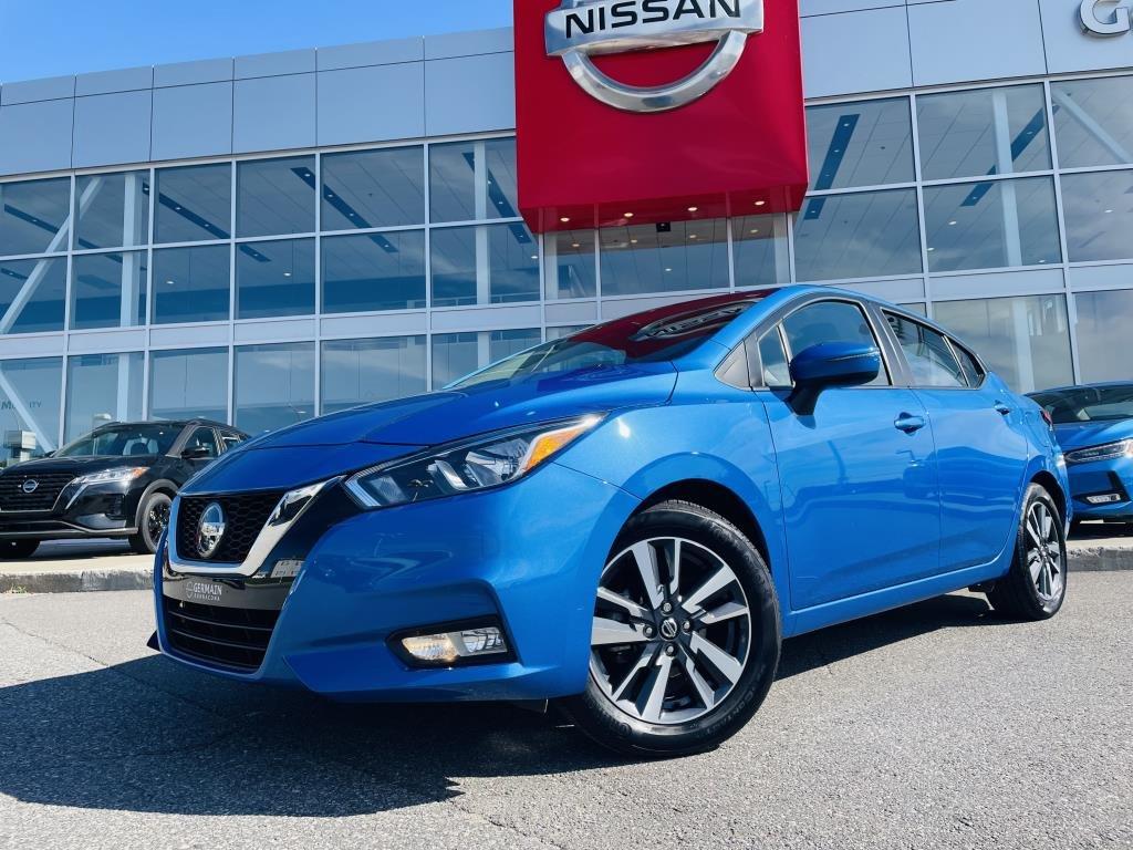 Nissan Versa 2021 SV AUTO *** DÉMONSTRATEUR ***