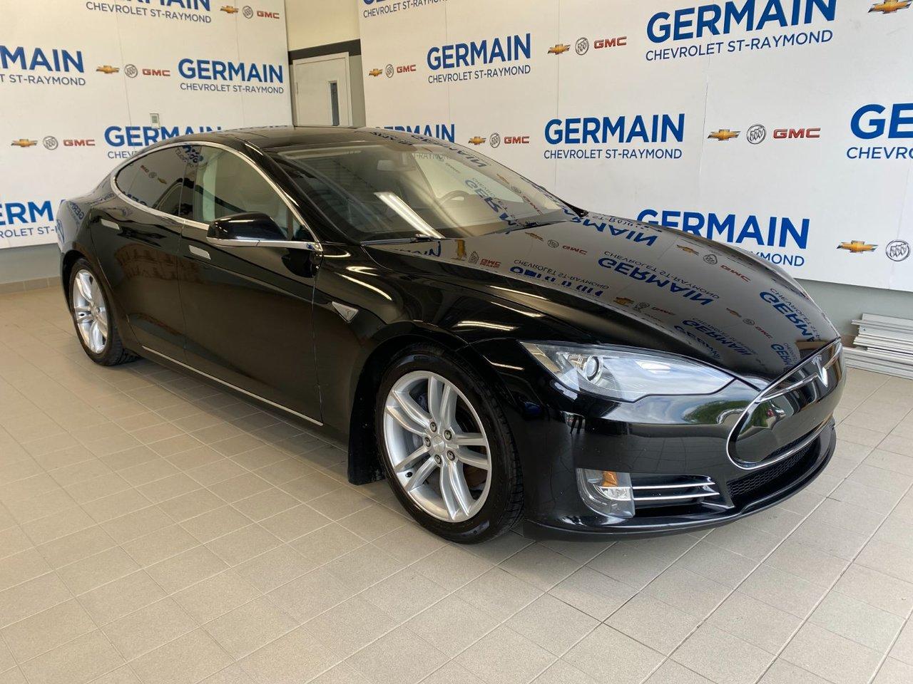 2013 Tesla Model S 4DR SDN - CUIR - ENTIÈREMENT ÉQUIPÉ