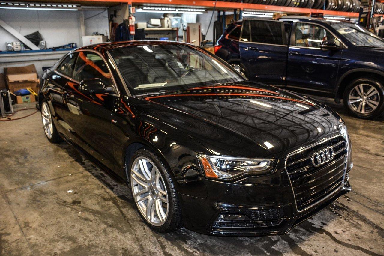 2016 Audi A5 2.0T quattro Technik Coupe AWD