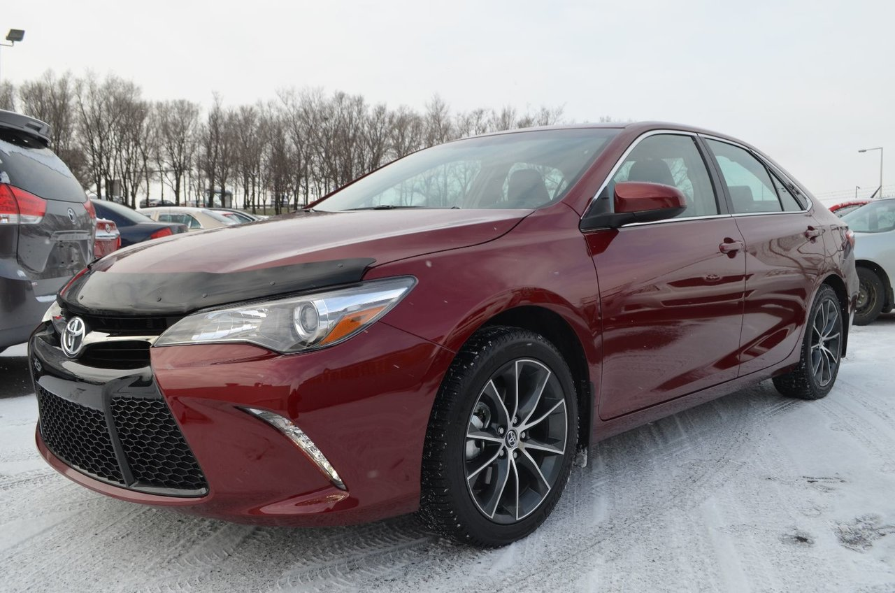 Toyota Camry XSE, mags, Bluetooth, SPÉCIAL DÉMONSTRATEUR !!! 2016