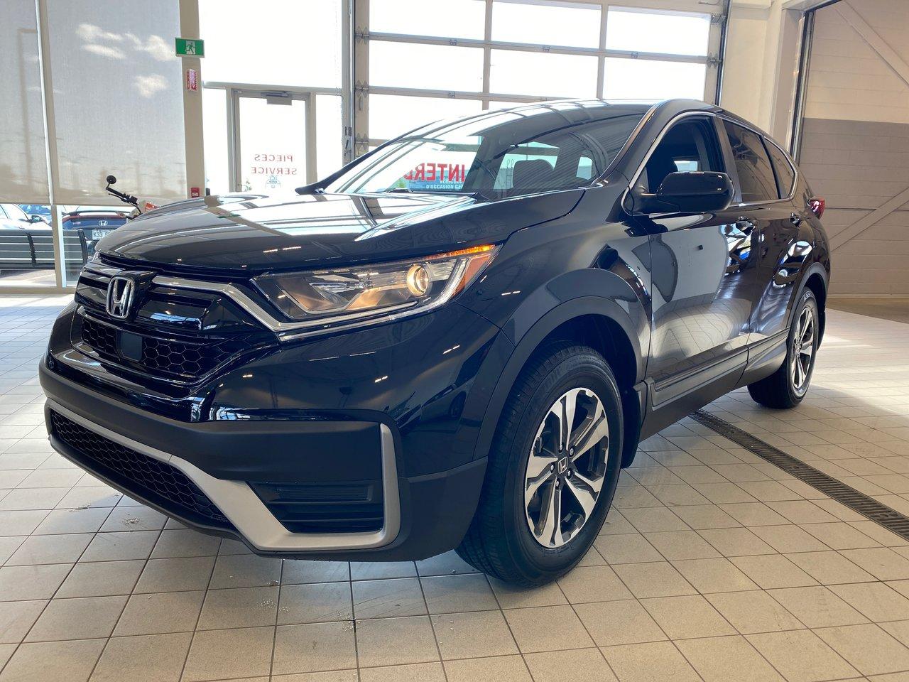 Honda CR-V 2021 LX