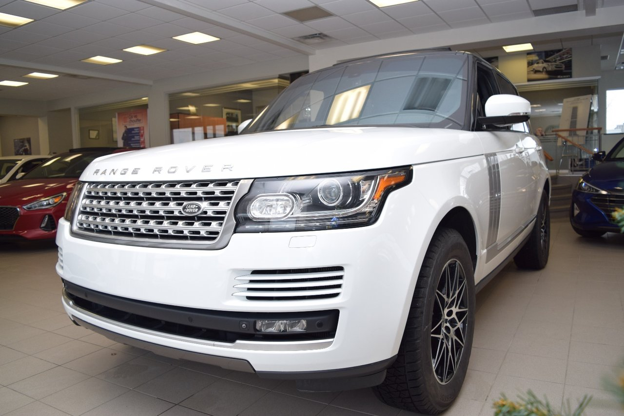 2013 Land Rover  Range Rover SUPERCHARGED + 5.0L + 8 PNEUS + 8 ROUES