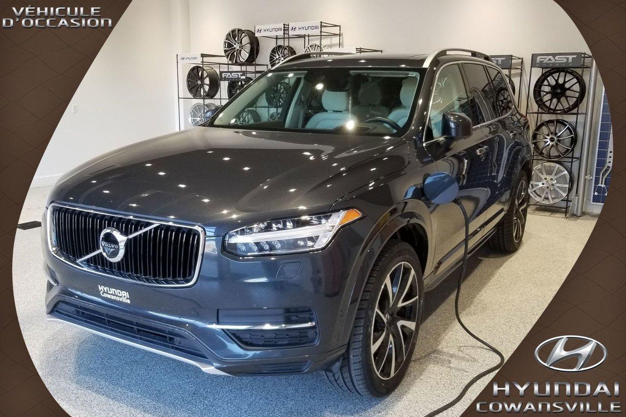 Volvo XC90 2018 ELITE, HYBRID PLUGIN, AWD, GPS, CUIR, TOIT, H