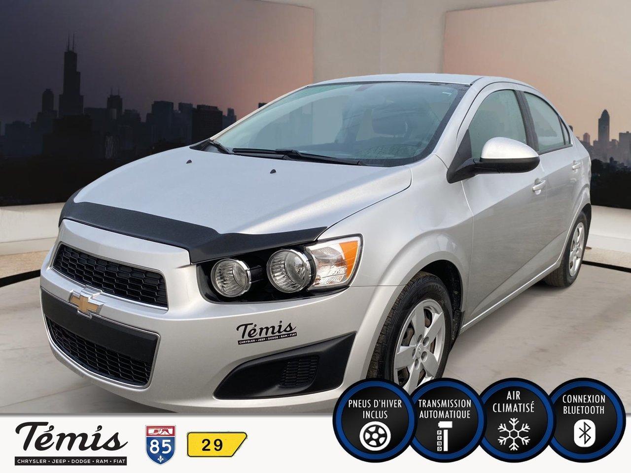 Chevrolet Sonic 2016 SEDAN LS