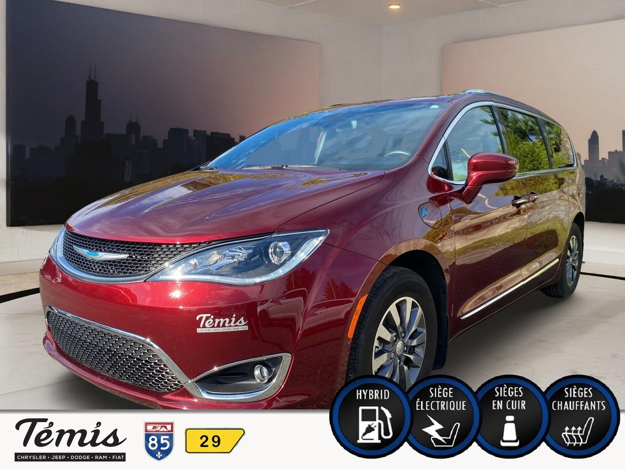 Chrysler Pacifica 2020 Touring-L 35th Anniversary