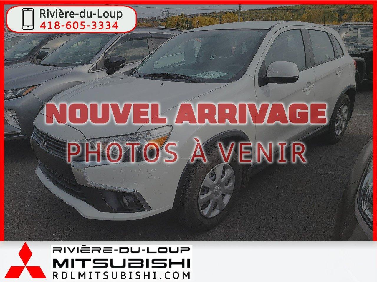 Mitsubishi RVR 2016 ES *CRUISE CONTROL, TRACTION AVANT, A/C*