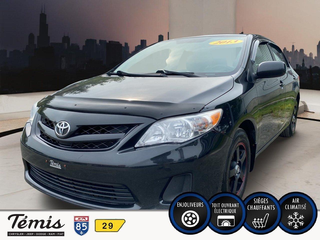 Toyota Corolla 2013 CE BASE