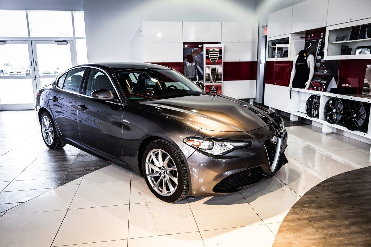 2017 Alfa romeo  GIULIA 0.9% CERTIFIÉ