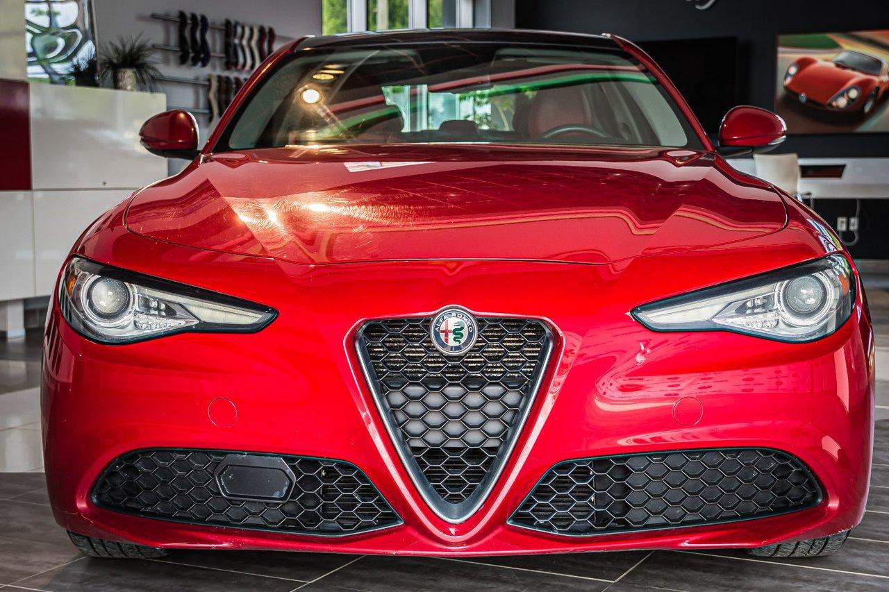 Alfa Romeo Giulia 2017 AWD NAV