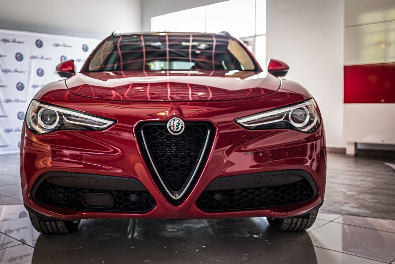 Alfa Romeo Stelvio 2018 Sport AWD NAV