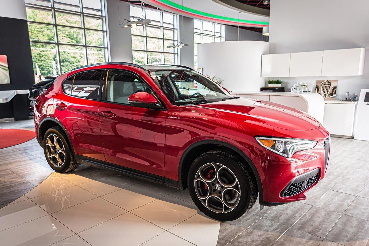 Alfa Romeo Stelvio 2018 Sport