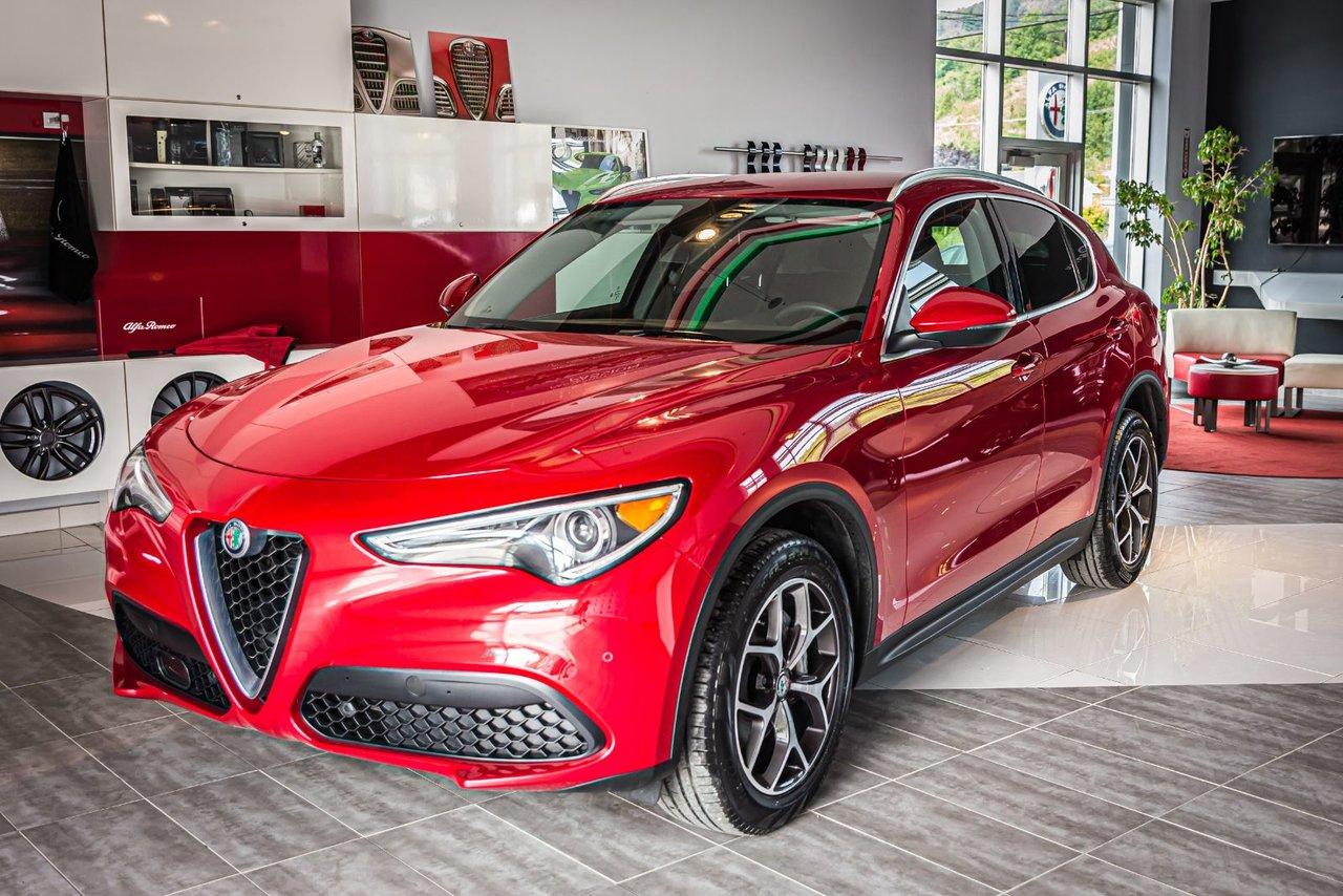 Alfa Romeo Stelvio 2018 TI AWD NAV