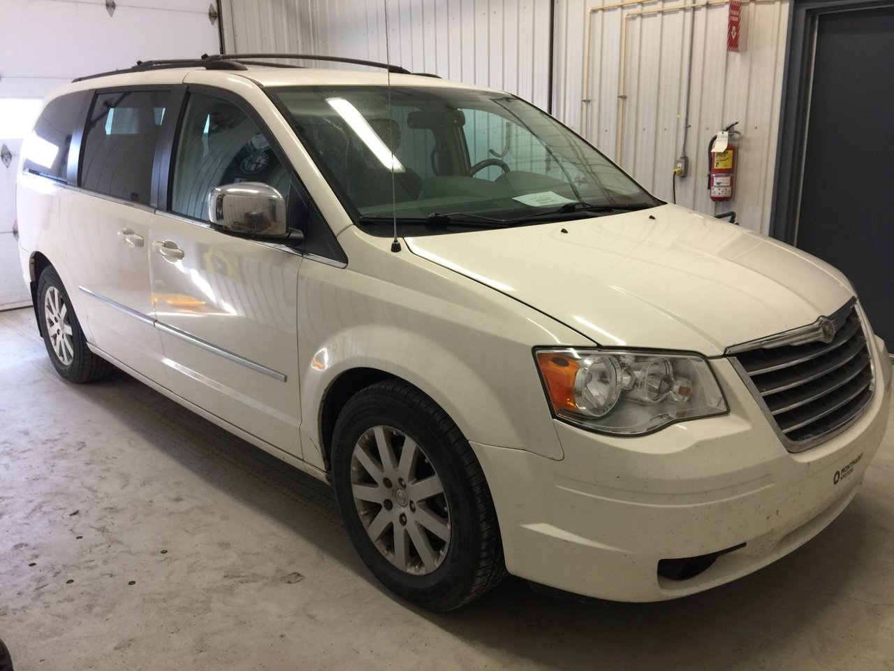 2009 Chrysler  Town & Country Touring Stow 'N Go