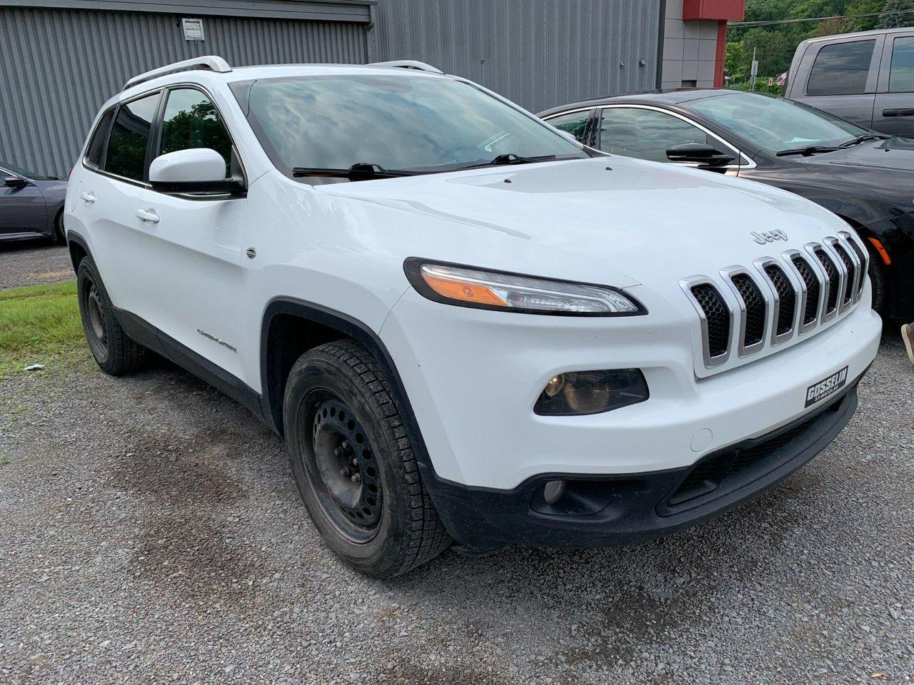 2014 Jeep  Cherokee North 4WD