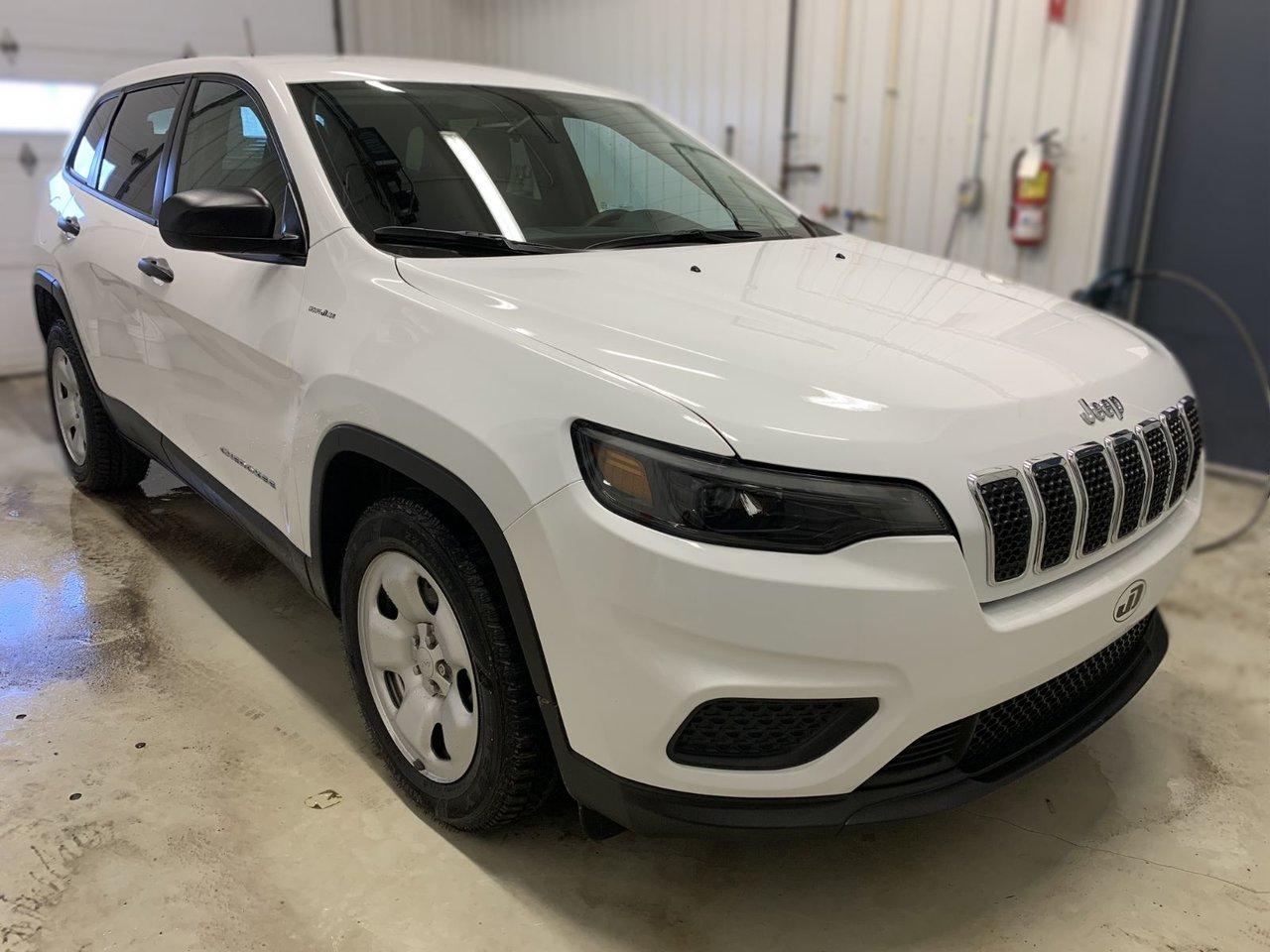 Jeep Cherokee 2019 Sport