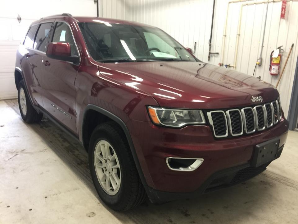 2020 Jeep  Grand Cherokee Laredo 4x4 NAV