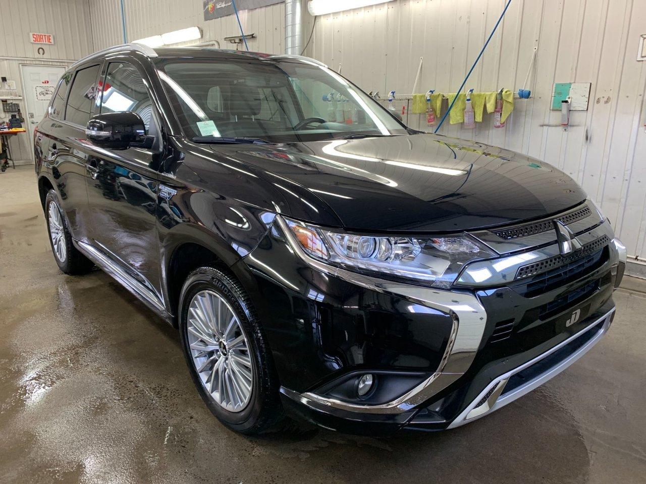 Mitsubishi Outlander PHEV 2020 4WD